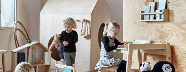 bambini e organizzazione