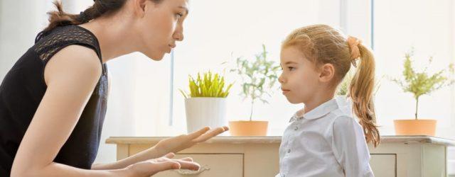 correggere e modificare comportamenti errati nei bambini