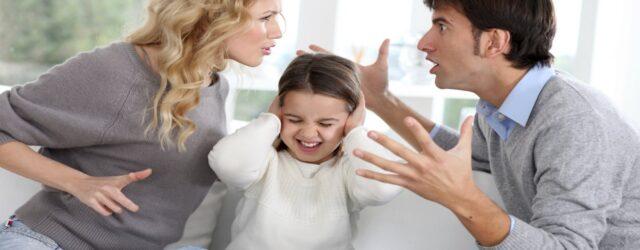 bambini e litigi